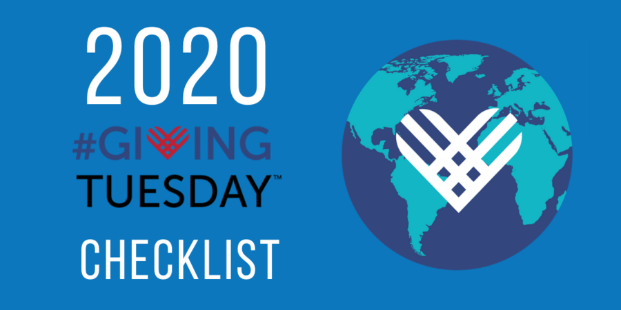 The Complete Giving Tuesday Checklist for 2020