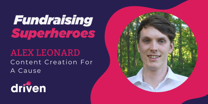 Alex Leonard on Content Creation For A Cause