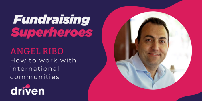 Angel Ribo On Connecting With International Communities
