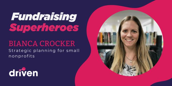 Bianca Crocker On Strategic Planning For Small Nonprofits