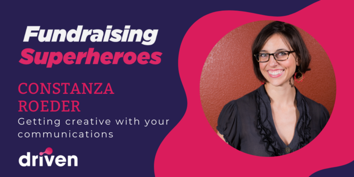 Constanza Roeder On How to Get Creative With Your Nonprofit's Communications