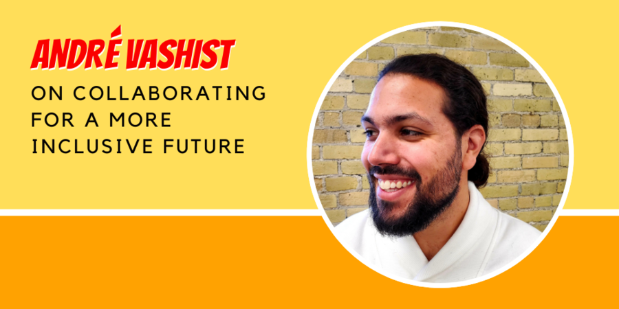 Andre Vashist Explains How To Check Bias and Build Inclusivity in the Nonprofit Sector
