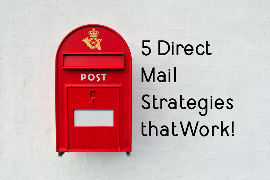 5 Direct Mail Fundraising Strategies that Work
