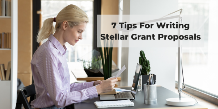 7 Grant Writing Tips for Nonprofits
