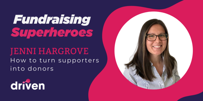 Jenni Hargrove On Turning Supporters Into Donors