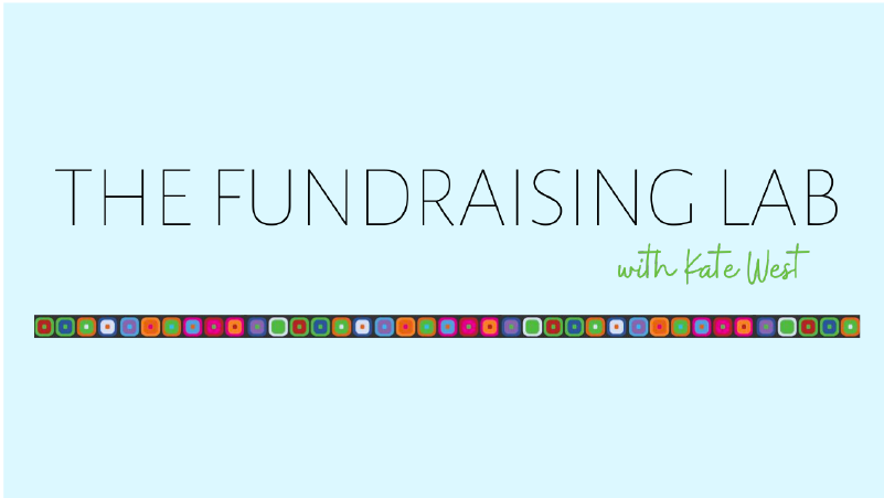 Fundraising Superheroes Episode 12: Kate West Knows How to Make Your Grant Stand Out