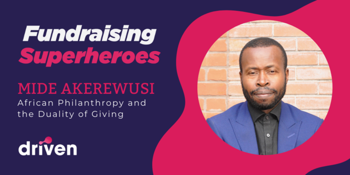 Mide Akerewusi On African Philanthropy and the Duality of Giving