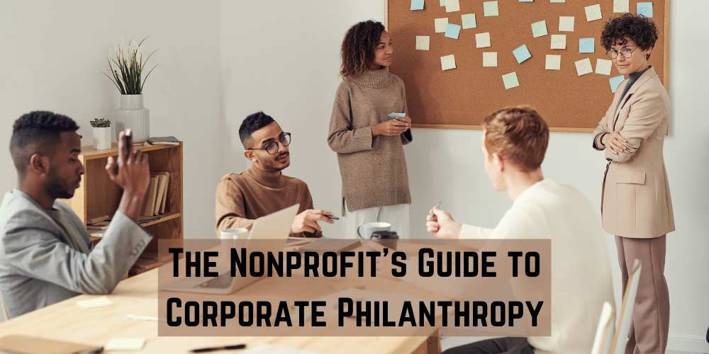 nonprofit philantrophy corporate